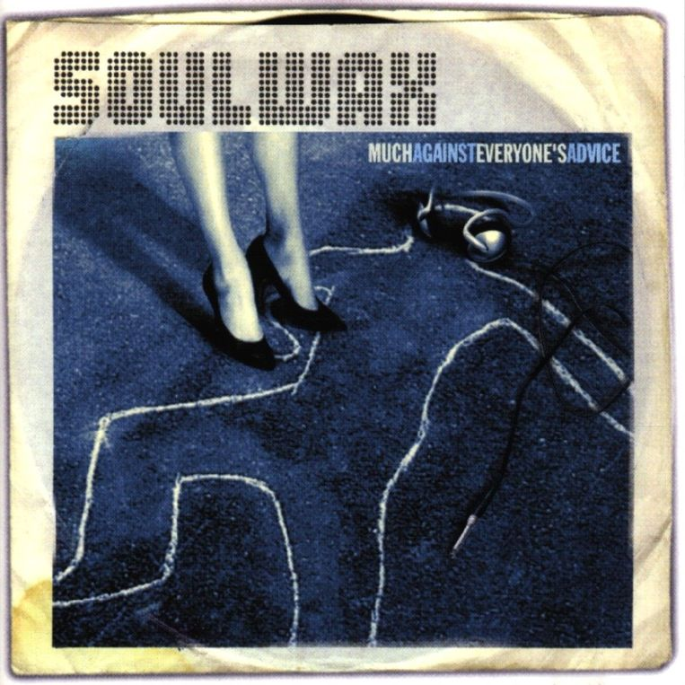 Albumhoes - Soulwax - Much against everyone's advice