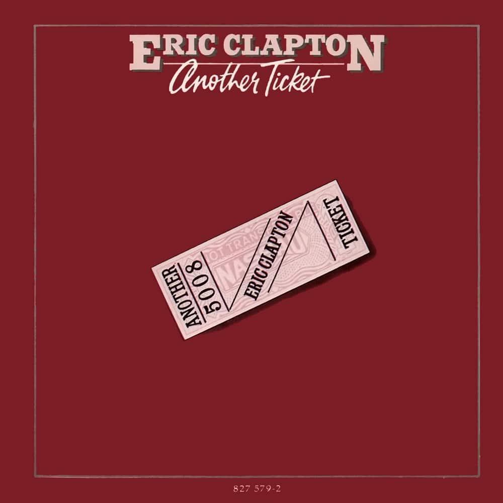 Albumcover van Eric Clapton's Another Ticket