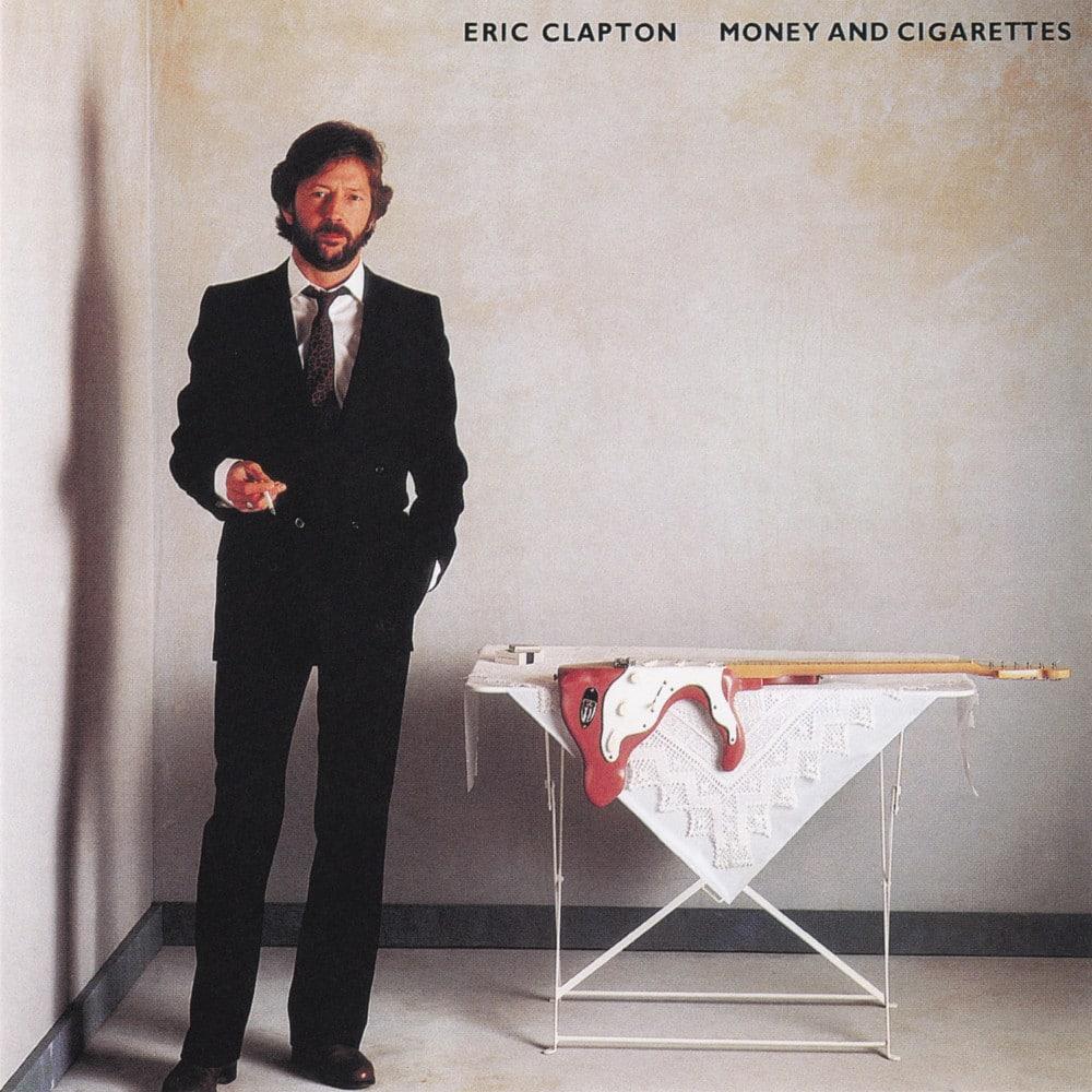 Album cover van Eric Clapton's Money and Cigarettes