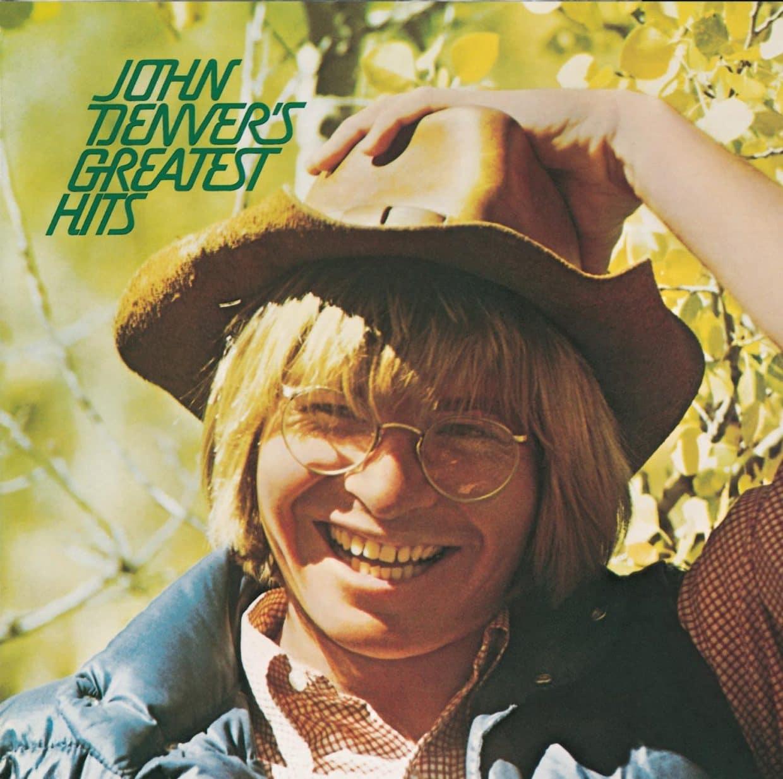 Album cover John Denver - Greatest hits