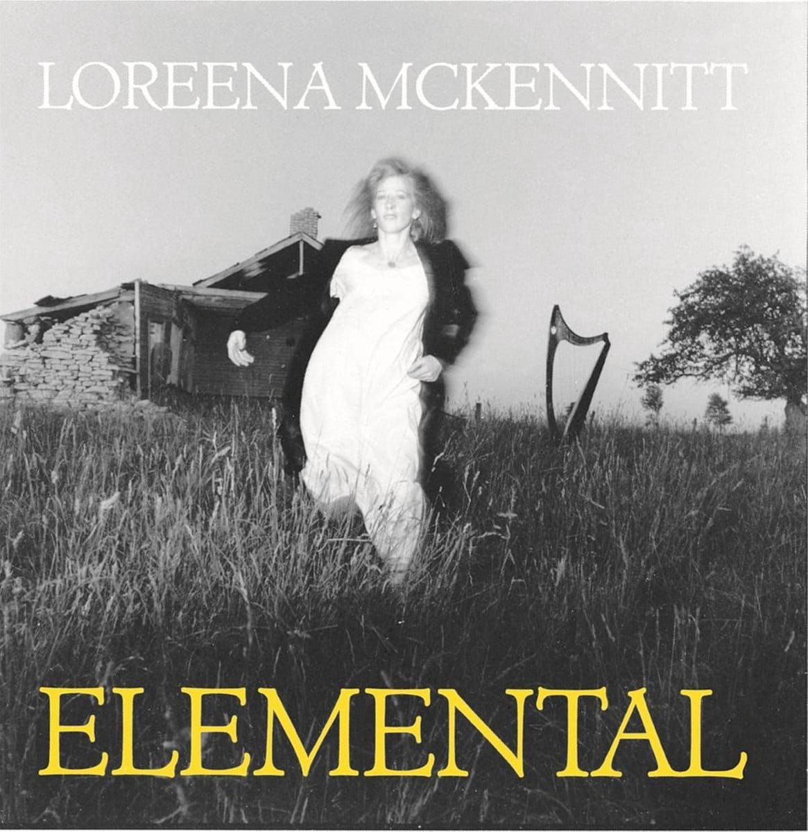 Album cover Loreena McKennitt - Elemental