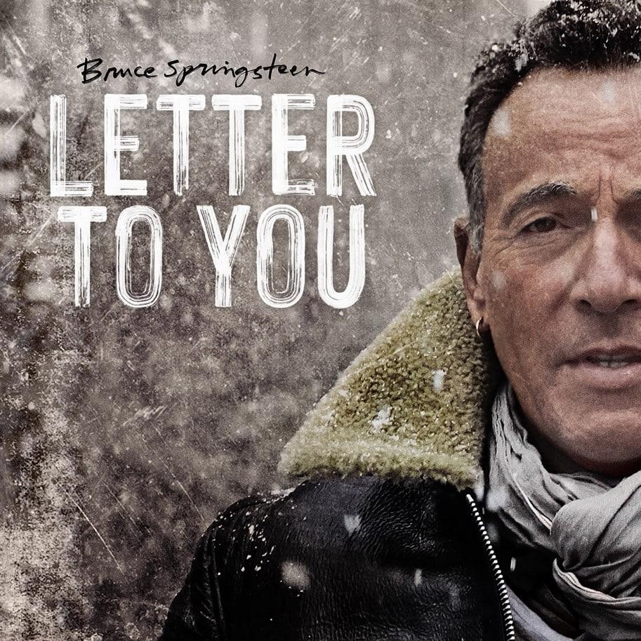 Album cover van Bruce Springsteen - Letter to you