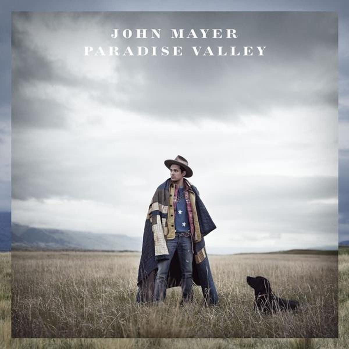 Album cover van John Mayer's Paradise valley